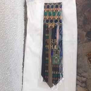 Tre è Perfetto Accessories - New In Packaging Tre è Perfetto Men's Tie